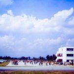 Fotos de la Base Militar de San Pablo