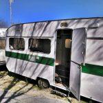 Fotos de las Caravanas Abandonadas
