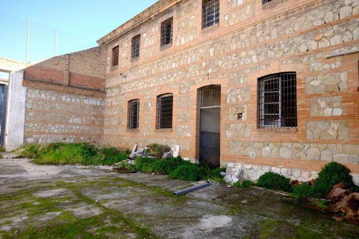 Antigua carcel malaga 3
