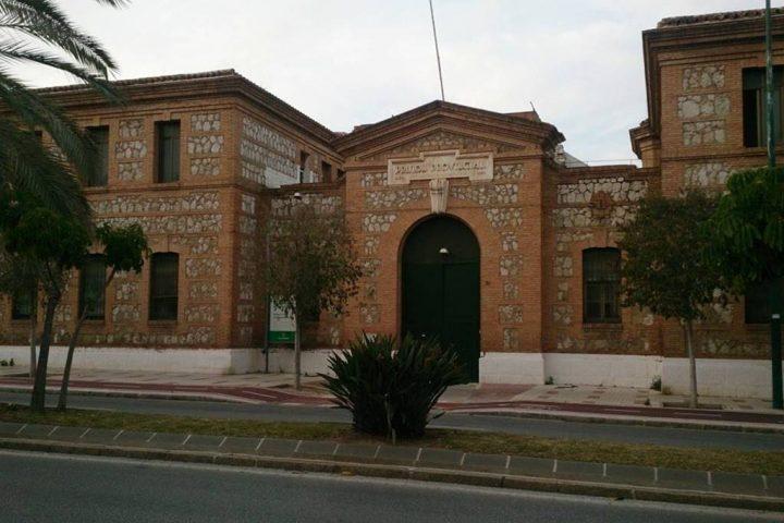 Antigua carcel malaga