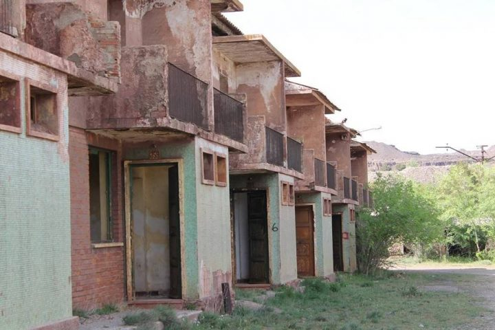 Pueblo minero de Alquife 5