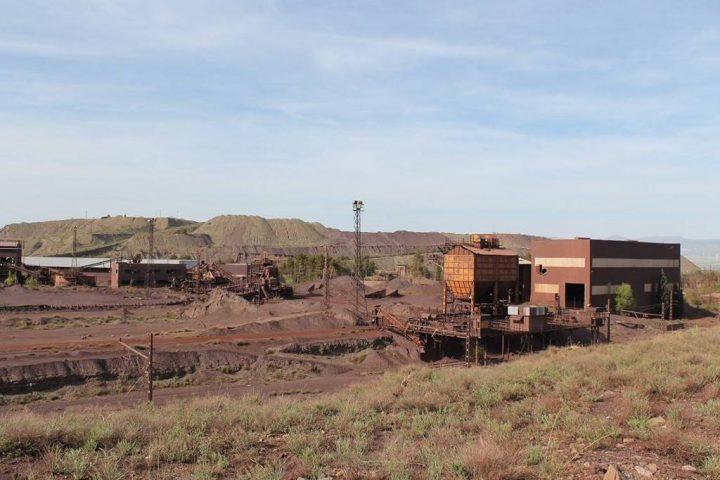 Pueblo minero de Alquife 8