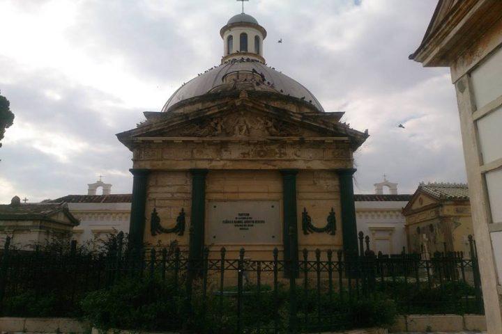 leyenda cementerio san miguel